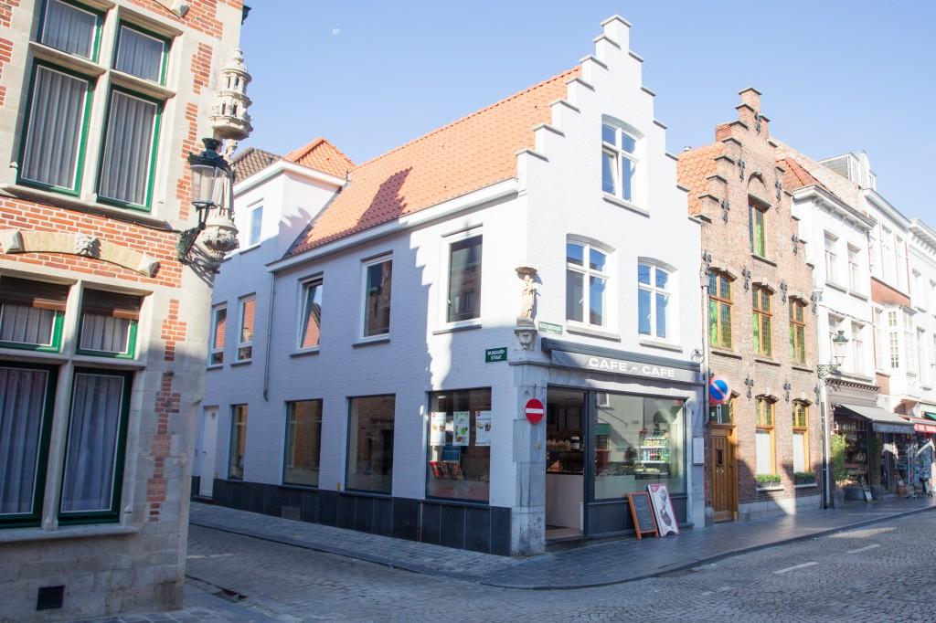 Bouwwerken Dhaens, Winkelpand Brugge, D53J3002