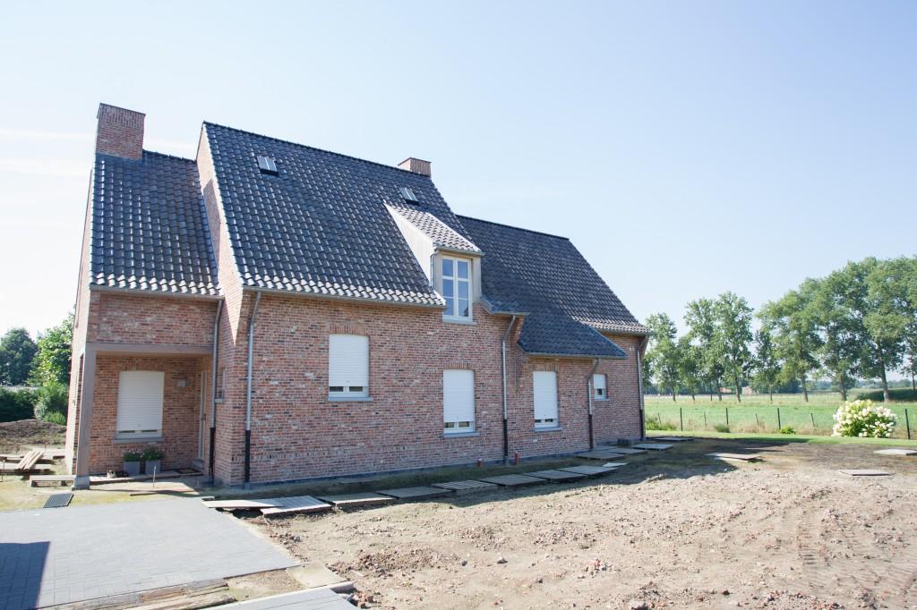 Bouwwerken Dhaens, Nieuwbouw Alleenstaande woning, Maldegem, D53J3111