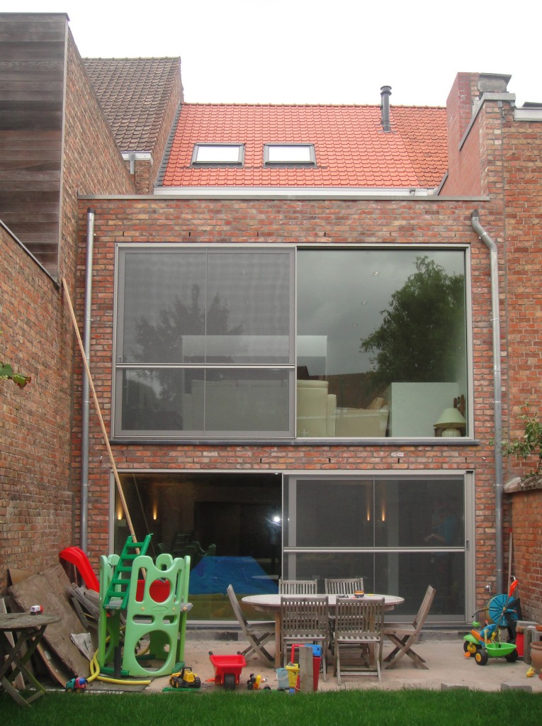 Bouwwerken Dhaens, Renovatie Rijwoning, Brugge, BRRij-W