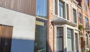 Aanbouw Brugge