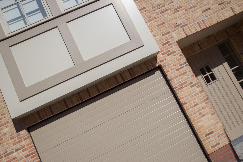 Bouwwerken Dhaens, Nieuwbouw Gekoppelde gezinswoning Knokke, D53J3027