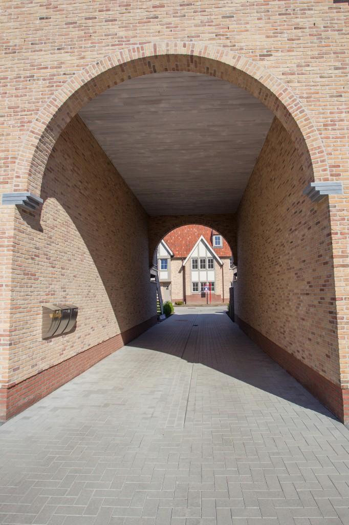 Bouwwerken Dhaens, Nieuwbouw Gekoppelde gezinswoning Knokke, D53J3029