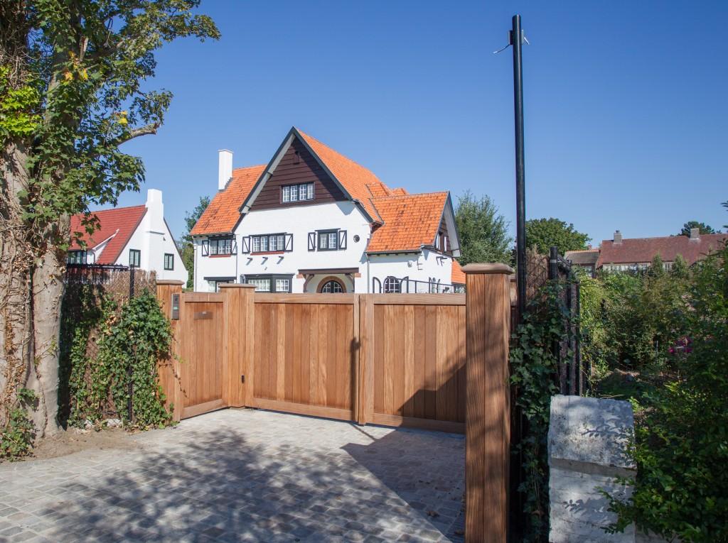 Bouwwerken Dhaens, Nieuwbouw Villa Knokke, D53J3061