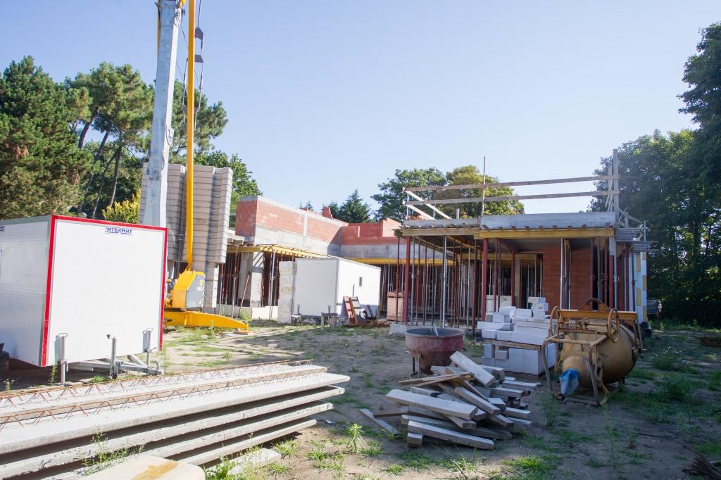 Bouwwerken Dhaens, Nieuwbouw Villa, Knokke, D53J3066