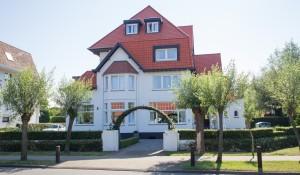 Hotel Les Arcades, Knokke