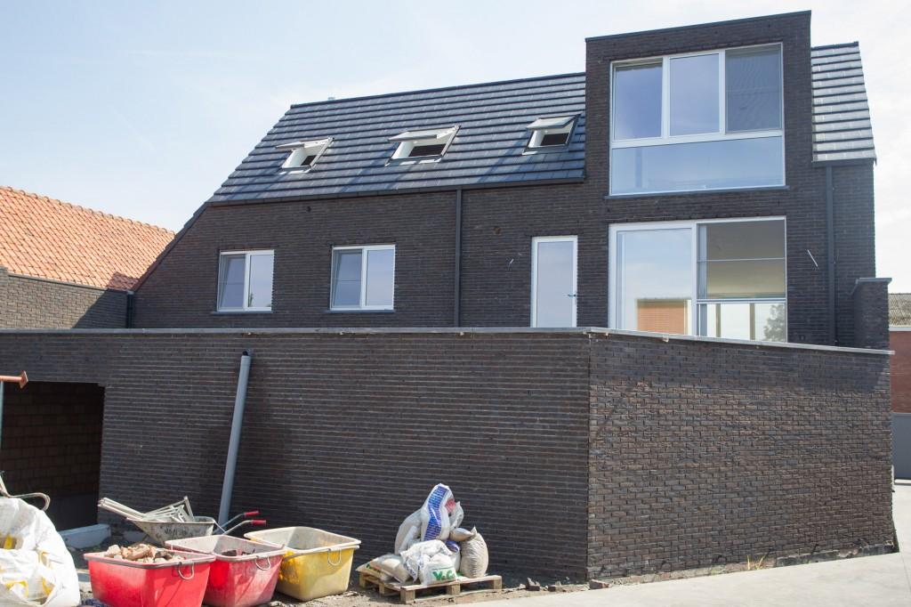 Bouwwerken Dhaens, Nieuwbouw Appartement Beernem, D53J3166-W