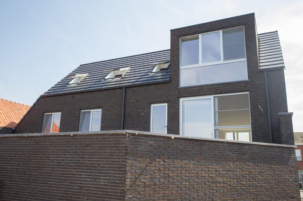 Bouwwerken Dhaens, Nieuwbouw Appartement Beernem, D53J3168-W