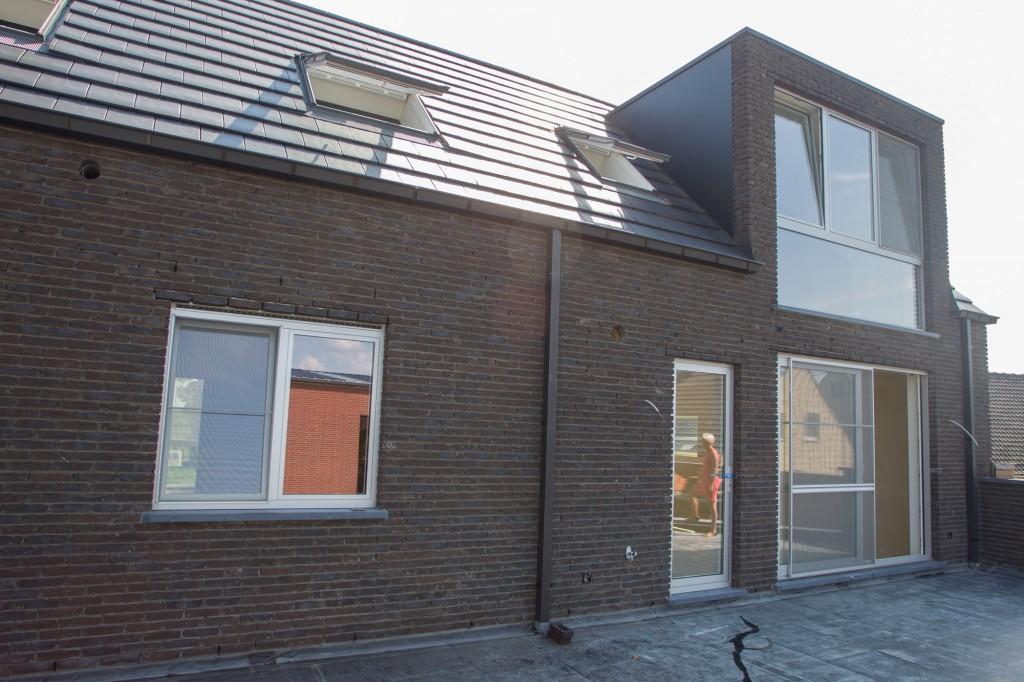 Bouwwerken Dhaens, Nieuwbouw Appartement Beernem, D53J3180-W