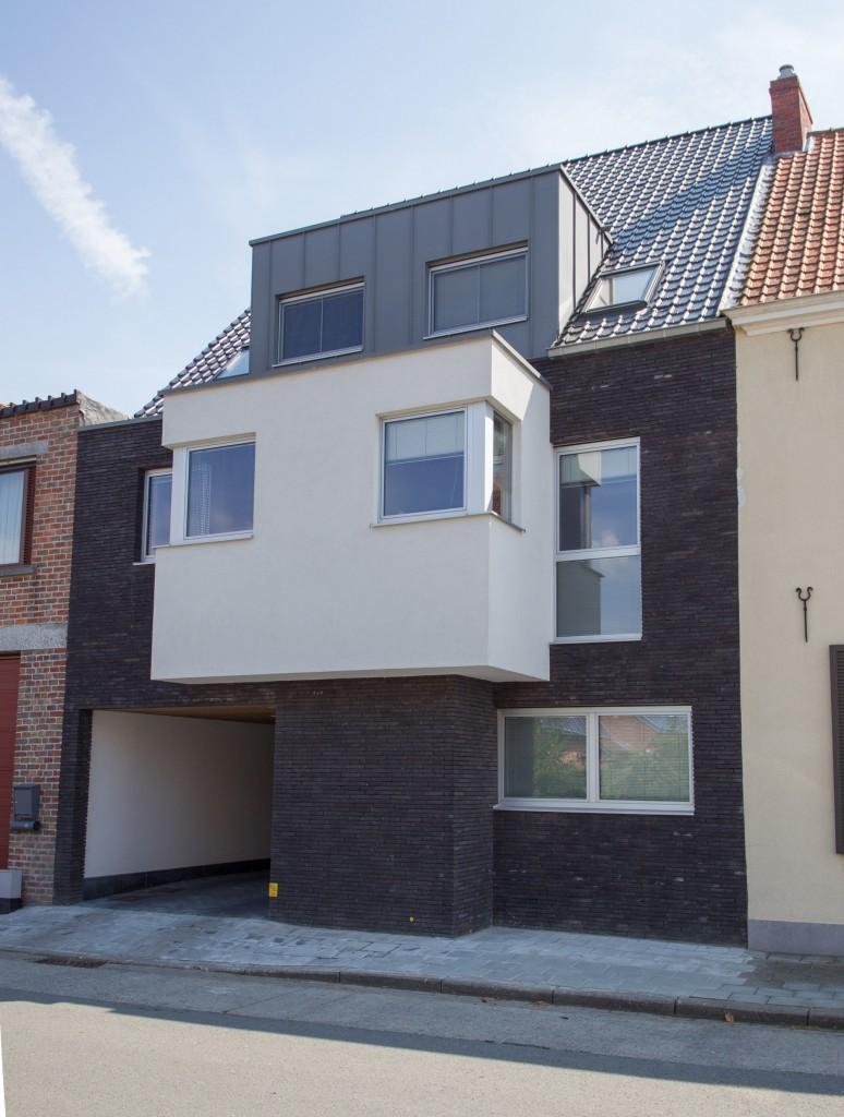 Bouwwerken Dhaens, Nieuwbouw Appartement, Beernem, D53J3193-W
