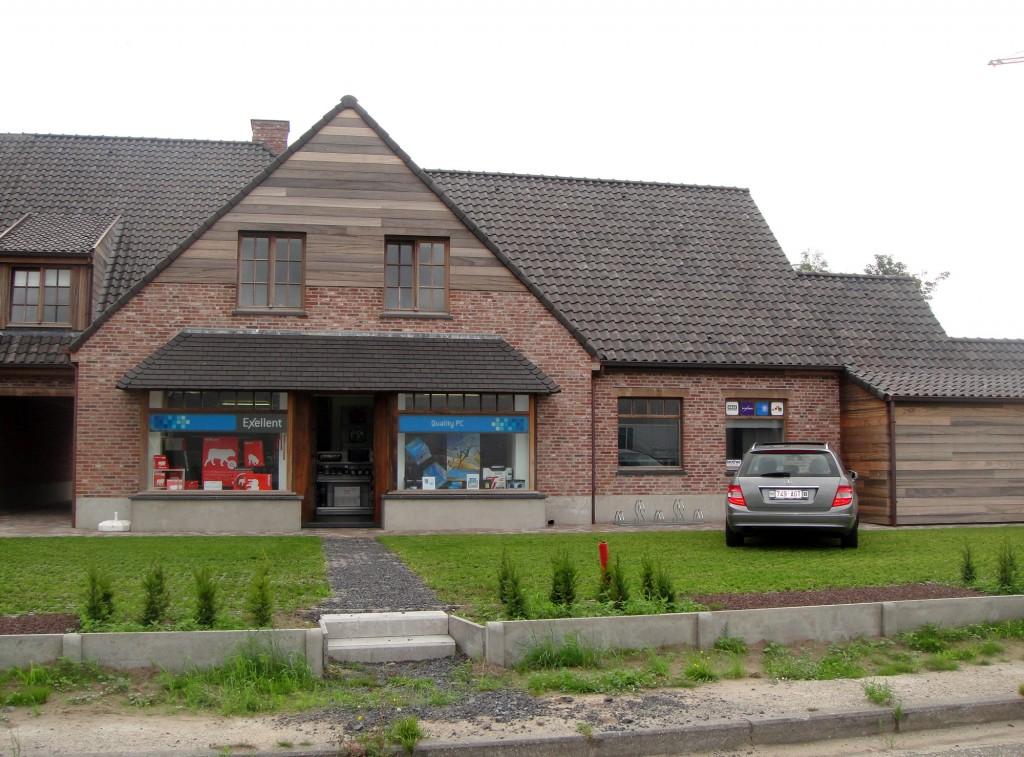 Bouwwerken Dhaens, Handelsruimte Brugge, DSC01252-W
