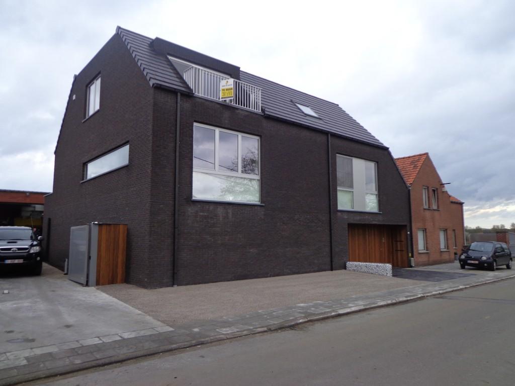 Bouwwerken Dhaens, Nieuwbouw Appartement Beernem, DSC01473