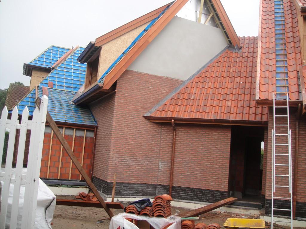 Bouwwerken Dhaens, Nieuwbouw Villa, Duinbergen, DSC02585