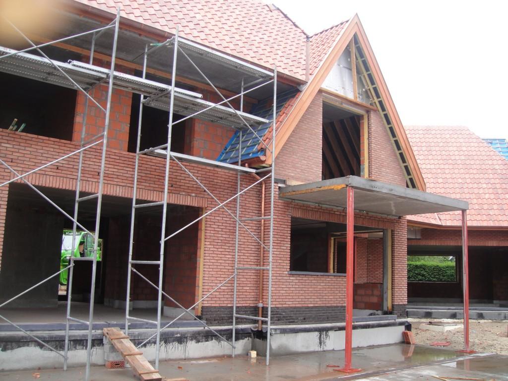 Bouwwerken Dhaens, Nieuwbouw Villa, Duinbergen, DSC02590