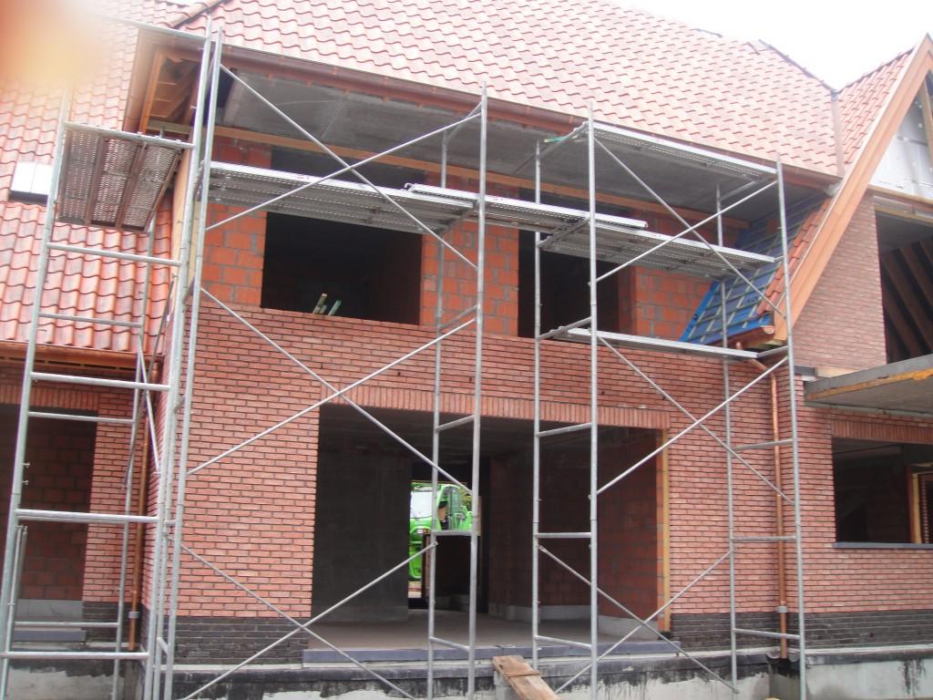 Bouwwerken Dhaens, Nieuwbouw Villa, Duinbergen, DSC02591