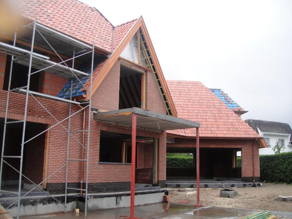 Bouwwerken Dhaens, Nieuwbouw Villa, Duinbergen, DSC02592