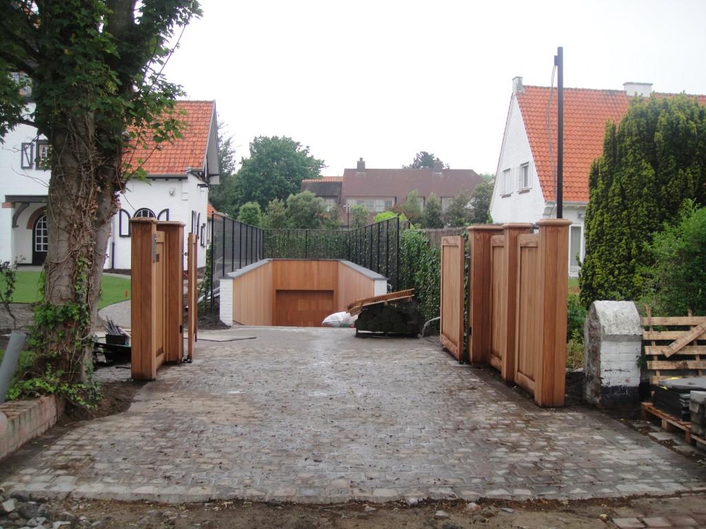 Bouwwerken Dhaens, Nieuwbouw Villa Knokke, DSC02602