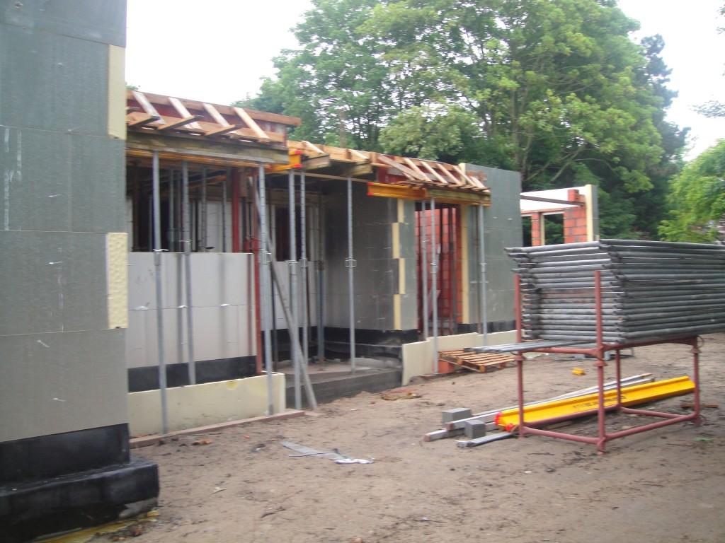 Bouwwerken Dhaens, Nieuwbouw Villa, Knokke, DSC02608