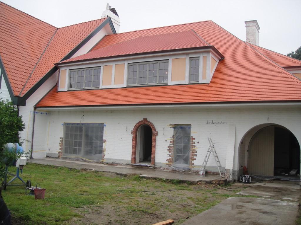 Bouwwerken Dhaens, Renovatie Villa, Knokke, DSC02613