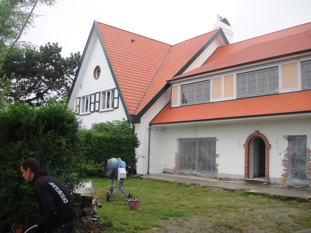 Bouwwerken Dhaens, Renovatie Villa, Knokke, DSC02614