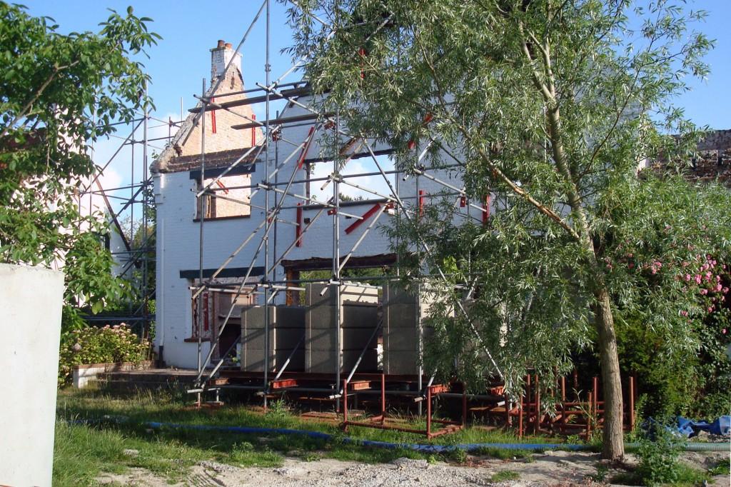 Bouwwerken Dhaens, Renovatie Villa, Knokke, DSC06627-W