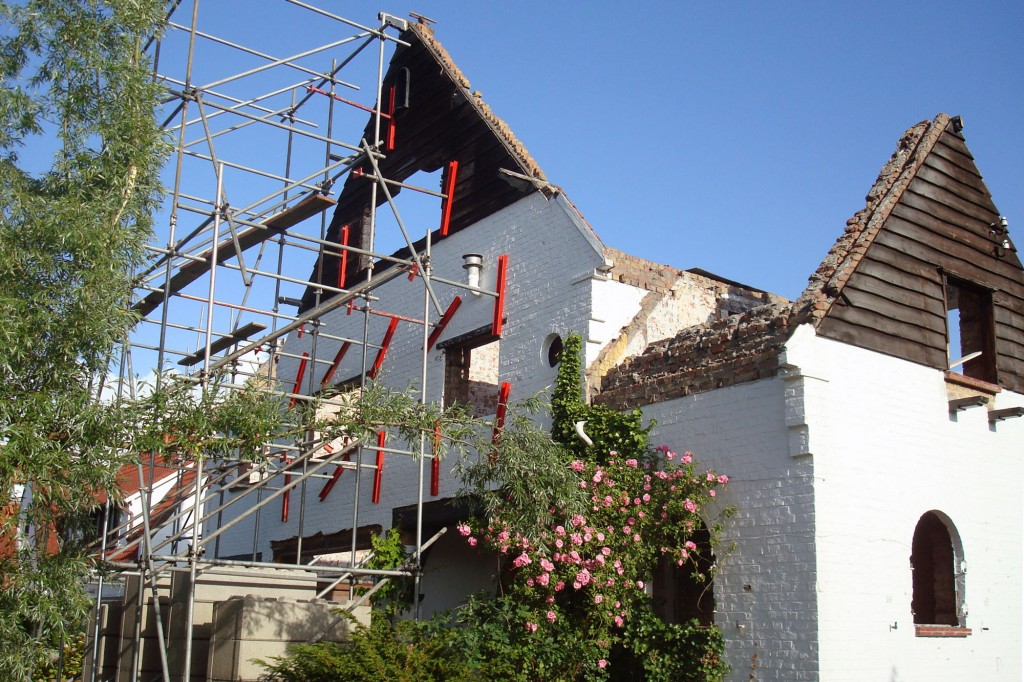 Bouwwerken Dhaens, Renovatie Villa, Knokke, DSC06628-W