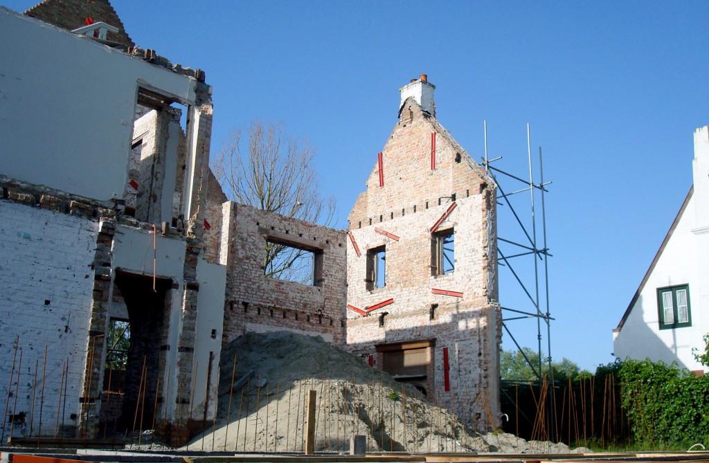 Bouwwerken Dhaens, Renovatie Villa, Knokke, DSC06635-W