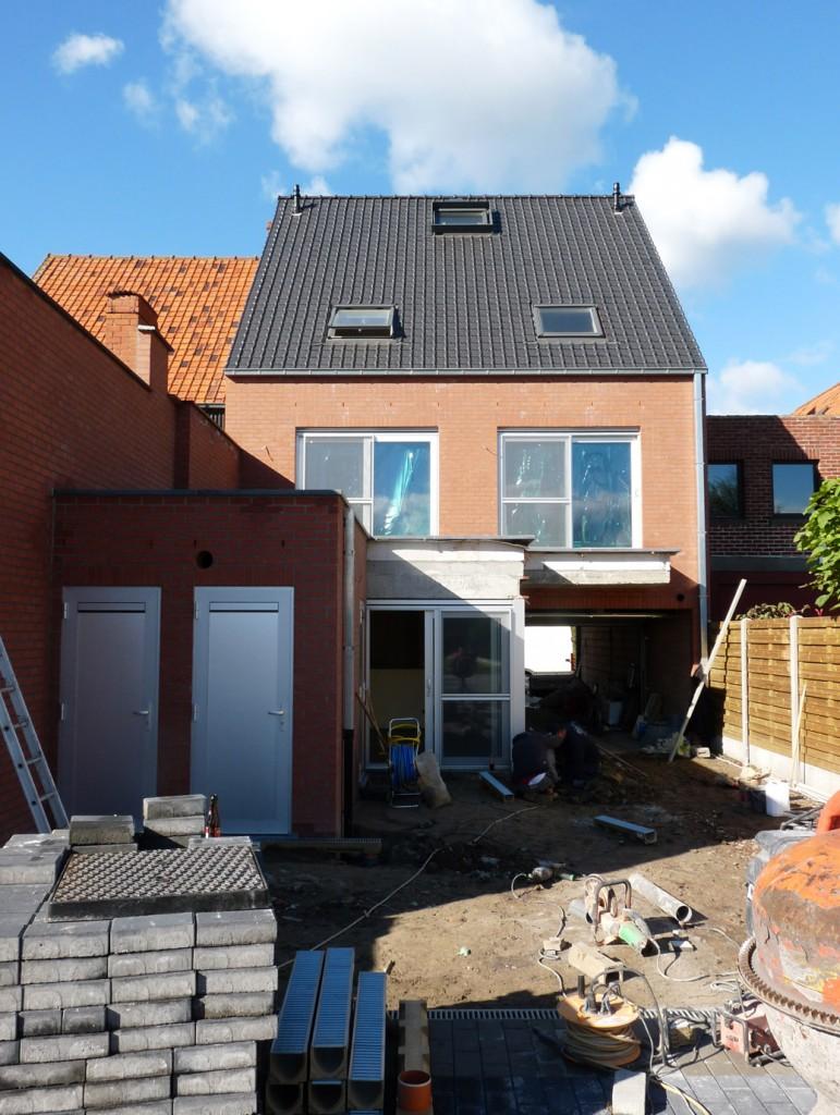 Bouwwerken Dhaens, Nieuwbouw Appartement, Beernem, P1050024-W