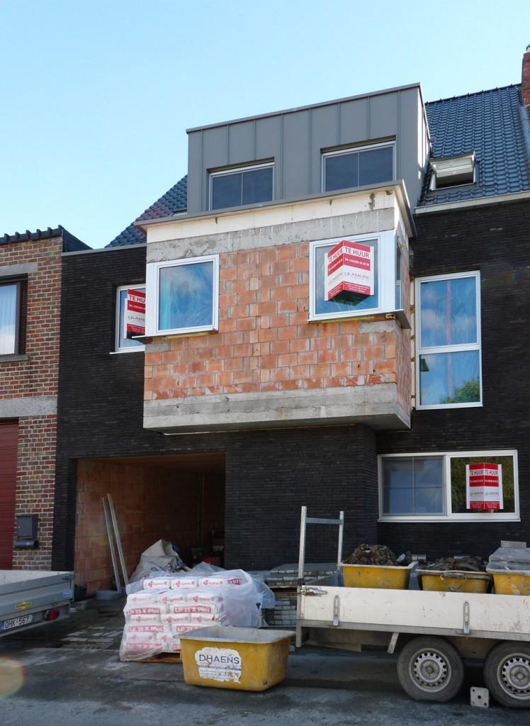 Bouwwerken Dhaens, Nieuwbouw Appartement, Beernem, P1050026-W