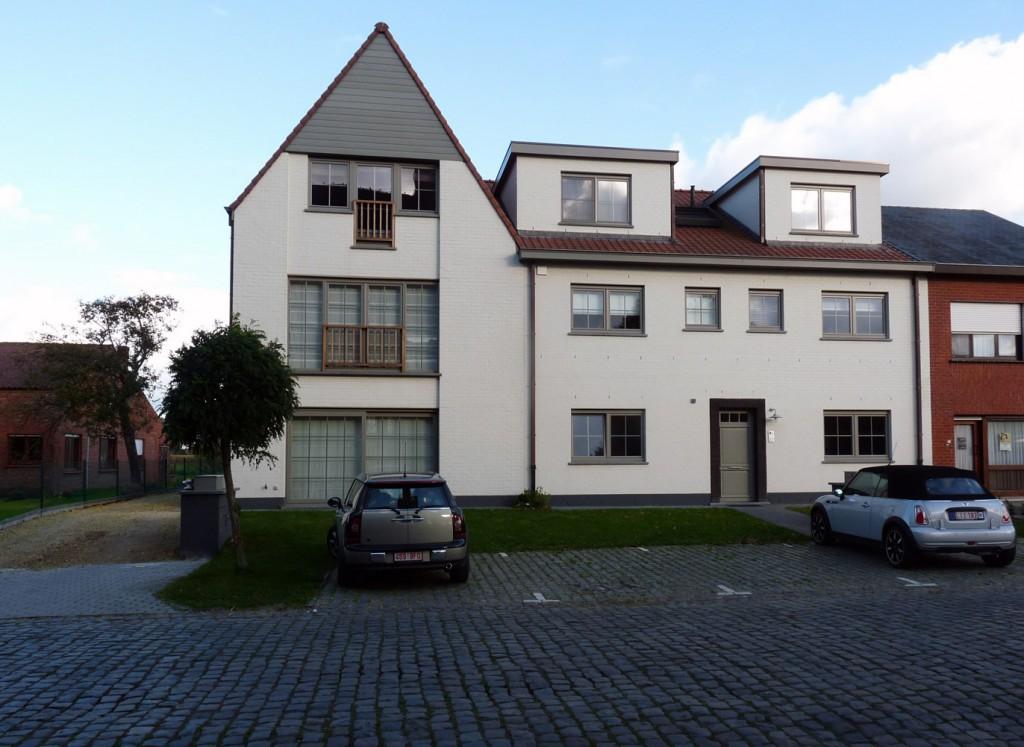 Bouwwerken Dhaens, Nieuwbouw Appartement, Donk, P1050060-W