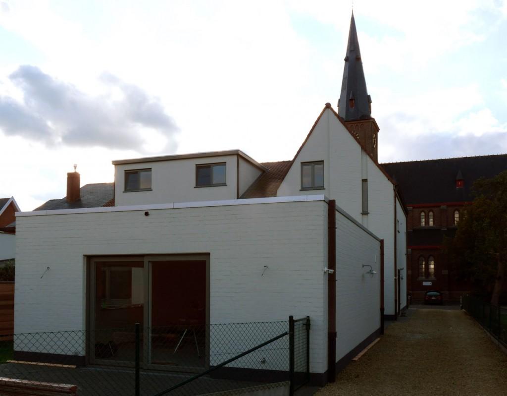 Bouwwerken Dhaens, Nieuwbouw Appartement, Donk, P1050065-W