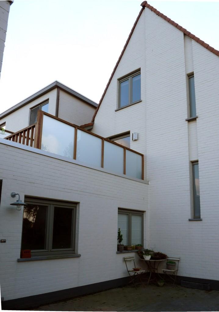 Bouwwerken Dhaens, Nieuwbouw Appartement, Donk, P1050066-w