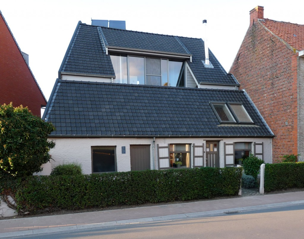 Bouwwerken Dhaens, Renovatie woning, Oedelem, P1050086-W
