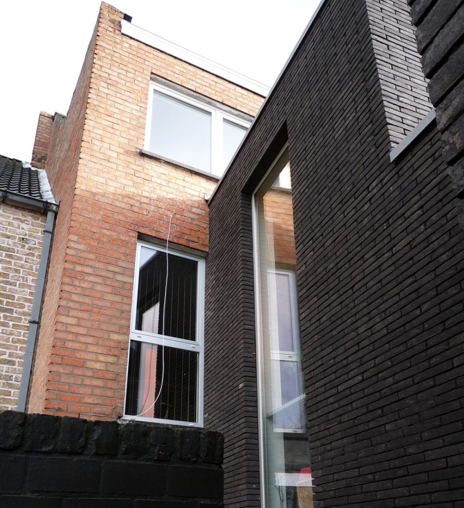 Bouwwerken Dhaens, Renovatie Achterbouw woning, Zandvoorde, P1050103-W