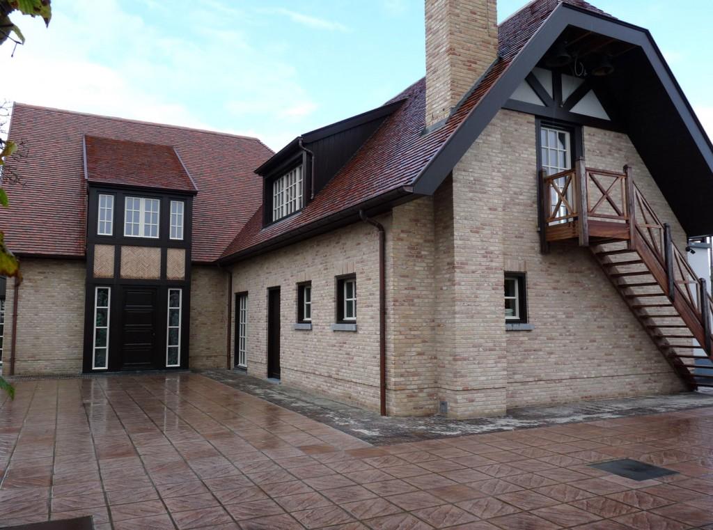 Bouwwerken Dhaens, Renovatie Villa, Sijsele, P1050127-W
