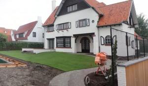 Luxevilla, Knokke