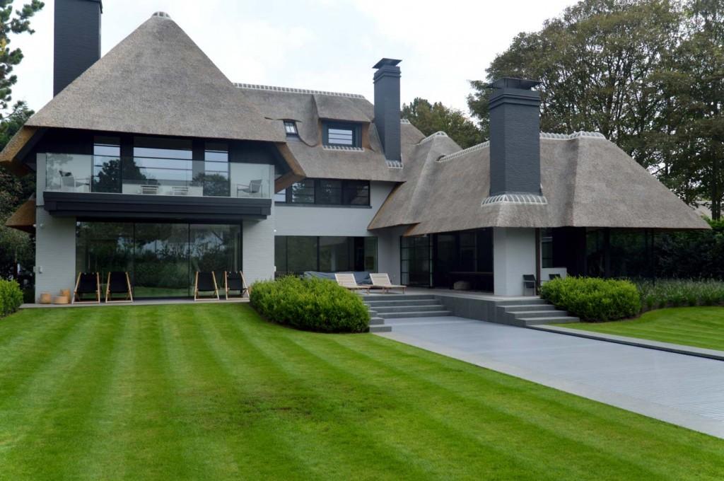 Bouwwerken Dhaens, Nieuwbouw Villa Knokke, DSC_0152-w