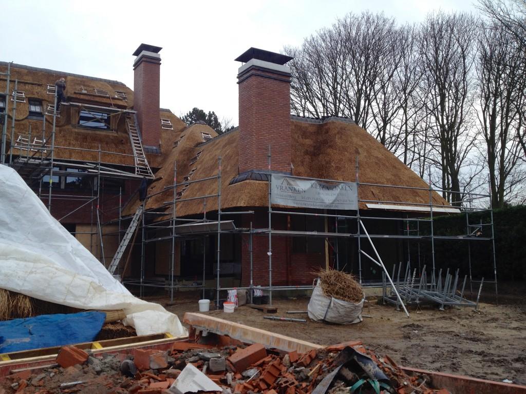 Bouwwerken Dhaens, Nieuwbouw Villa Knokke, IMG_3824