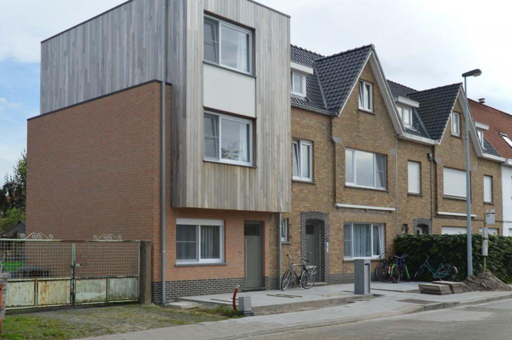 Bouwwerken Dhaens, Renovatie rijhuis Sint-Andries, DSC_0199-w