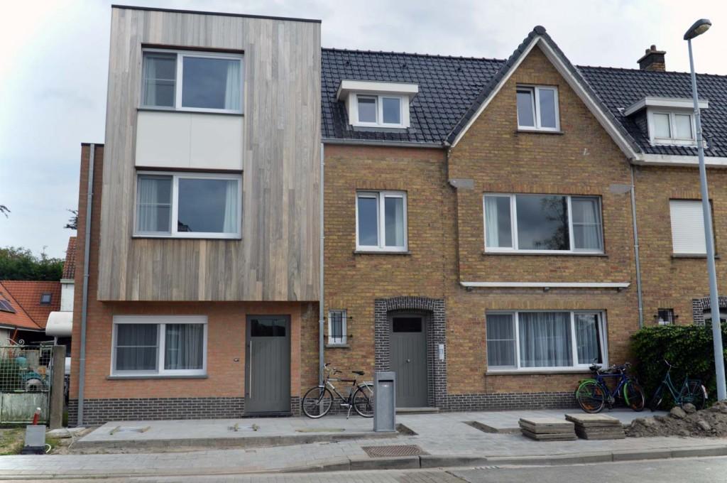 Bouwwerken Dhaens, Renovatie rijhuis Sint-Andries, DSC_0201-w
