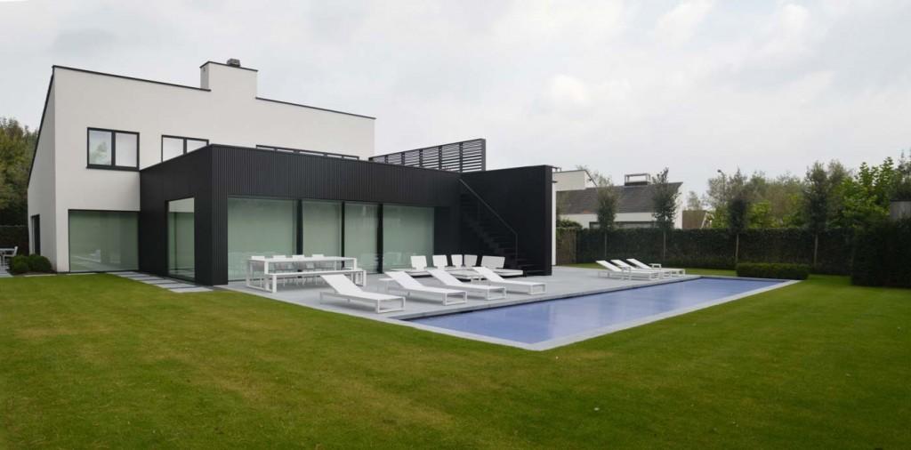 Bouwwerken Dhaens, Renovatie Villa, Knokke, tulpenlaanpano2